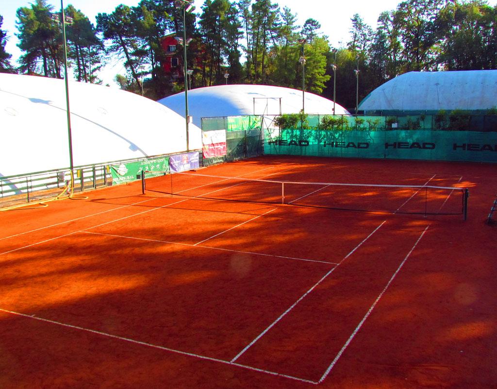 Circolo tennis spezia - Piscina hidron campi ...